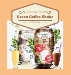 Green Coffee Shake